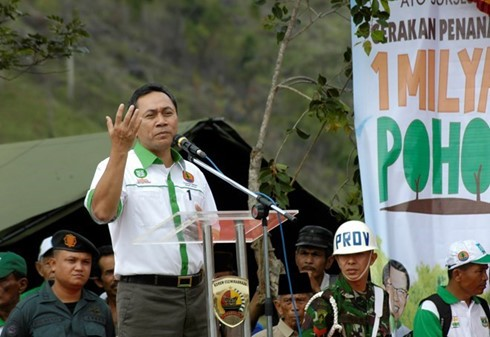 Indonesian legislature leader wants closer ties with Vietnam - ảnh 1