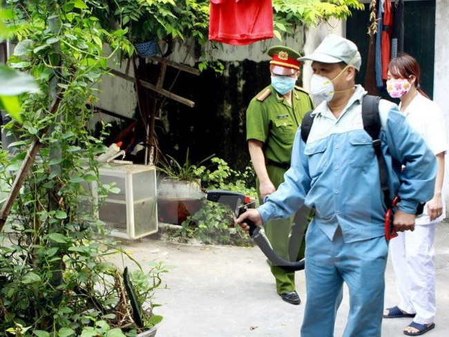 Vietnam's fight against the Zika virus - ảnh 1