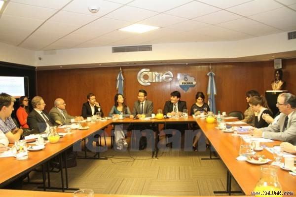 Argentinean businesses take interest in Vietnam's market - ảnh 1
