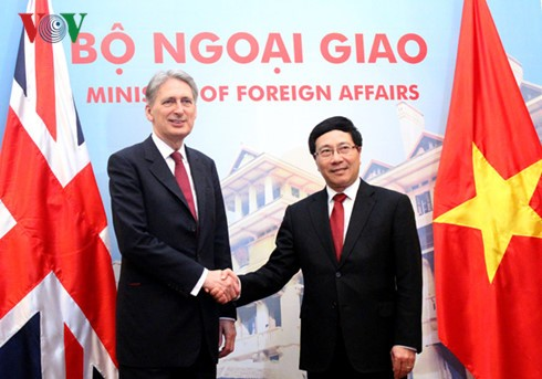 UK likely to become Vietnam's biggest EU investor - ảnh 2