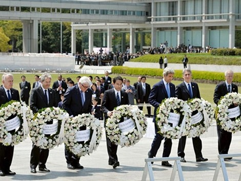 G7 promotes cooperation for a peaceful world - ảnh 2