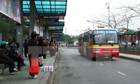 Hanoi announces new bus service from downtown to Noi Bai - ảnh 1