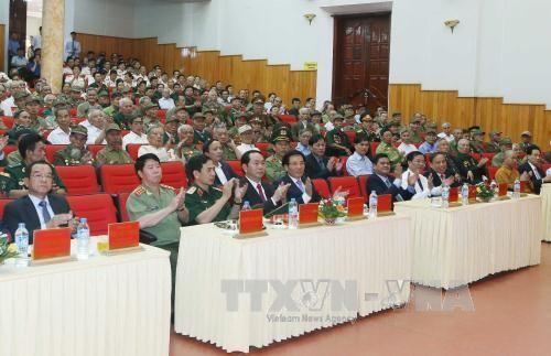 Celebrations of Dien Bien Phu victory - ảnh 1