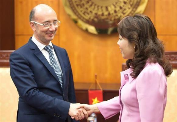 越南和比利时瓦隆-布鲁塞尔联邦合作关系的新方向 - ảnh 1