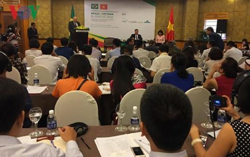 越南和巴西加强农业领域合作 - ảnh 1