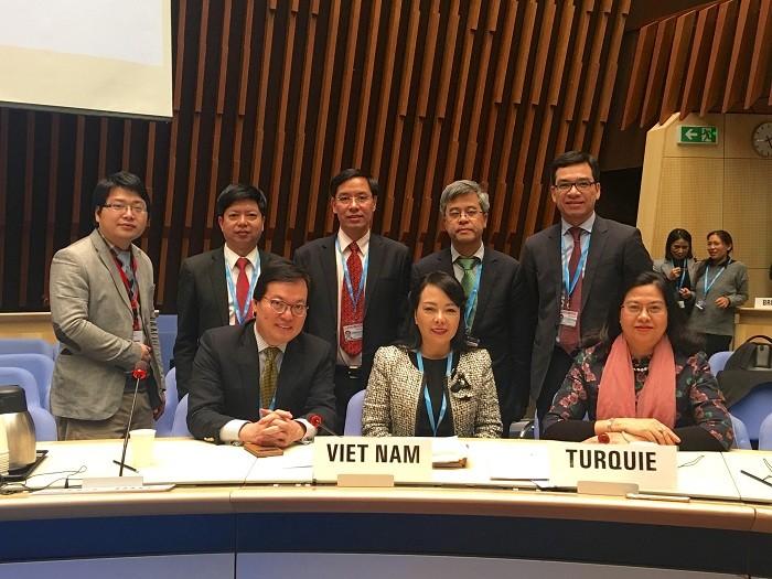 越南为世卫组织执行委员会第140届会议做出积极贡献 - ảnh 1