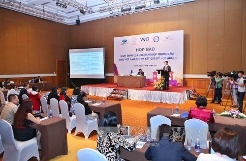 2017年亚太经合组织系列会议——越南企业的大好机会 - ảnh 1