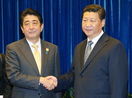 中国和日本为首脑会谈做准备 - ảnh 1