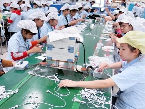 为在河内投资的韩资企业创造便利条件 - ảnh 1