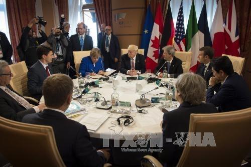 G7同意严厉打击恐怖主义 - ảnh 1