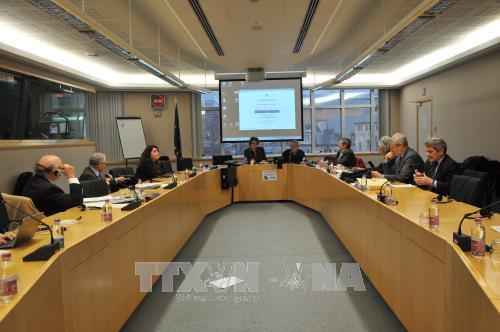 东海问题研讨会在欧洲议会总部举行 - ảnh 1