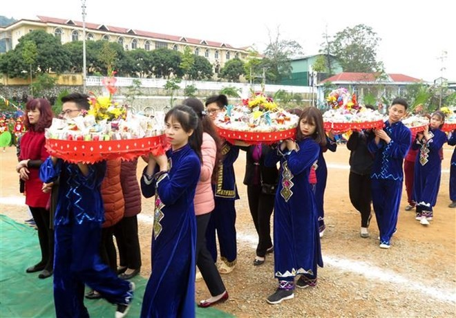 """Going to the field"" festival celebrated  - ảnh 1"