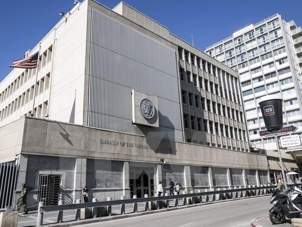 美国透露驻以色列耶路撒冷大使馆重新开馆时间 - ảnh 1