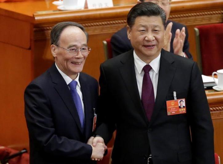 习近平当选连任中国国家主席 - ảnh 1