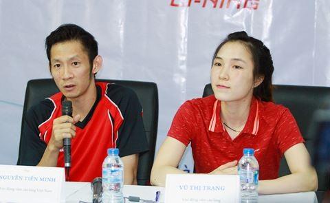 18个国家运动员参加河内芝布特拉越南国际羽毛球挑战赛 - ảnh 1
