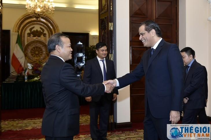 越南和科威特加强双边合作 - ảnh 1