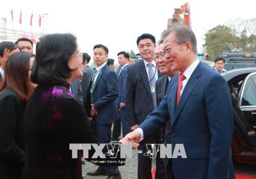 越南和韩国加强科技合作 - ảnh 1