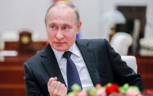 普京总统:俄罗斯人民的团结形成了国家发展的突破 - ảnh 1