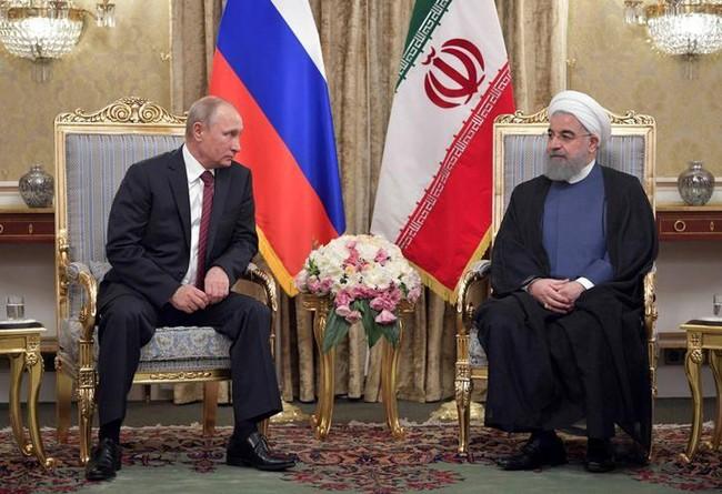 《不扩散核武器条约》缔约国支持俄中关于维护与伊朗核协议的联合声明 - ảnh 1