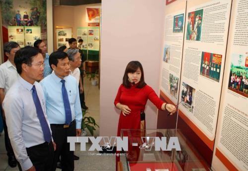 胡志明主席诞辰128周年系列纪念活动举行 - ảnh 1