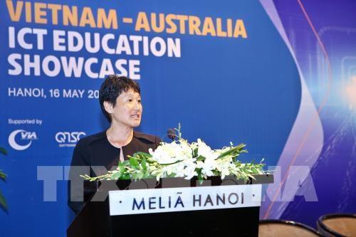 越南和澳大利亚大力推动信息技术研究与培训合作 - ảnh 1