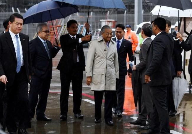 马来西亚总理对日本进行访问 - ảnh 1