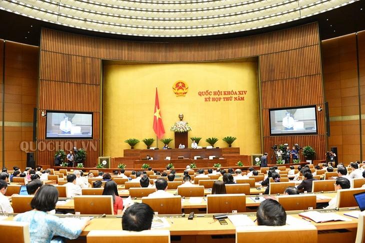越南14届国会5次会议落下帷幕 - ảnh 1