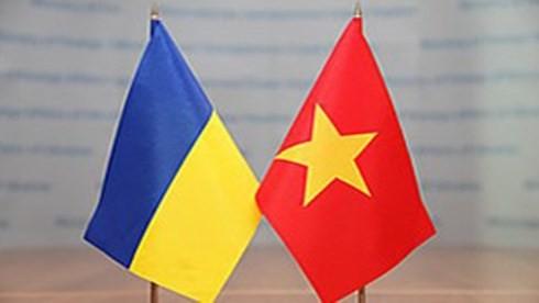 越南和乌克兰巩固与发展全面合作伙伴关系 - ảnh 1