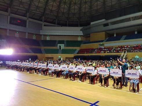 第6次全国残疾人运动会开幕 - ảnh 1