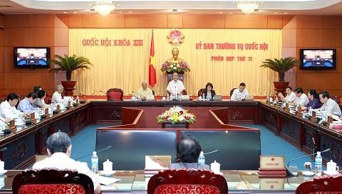 越南国会常务委员会讨论《反腐败法修正案(草案)》 - ảnh 1