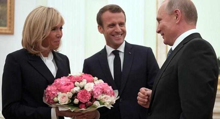 意大利、法国希望与俄罗斯恢复合作 - ảnh 1