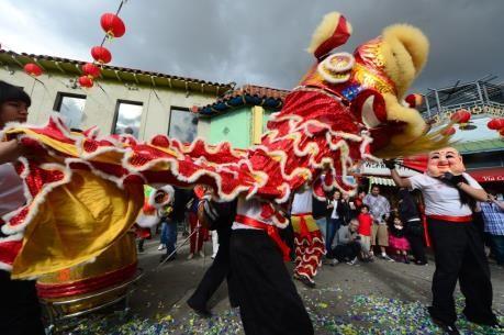 美国加利福尼亚州决定春节为正式年度活动 - ảnh 1