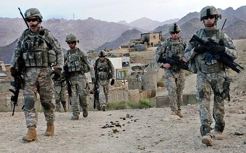 美国国防部长马蒂斯突访阿富汗 - ảnh 1