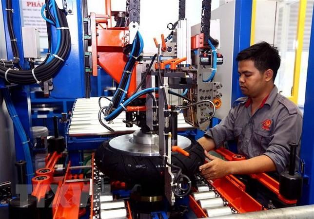 外国专家高度评价越南经济亮点 - ảnh 1