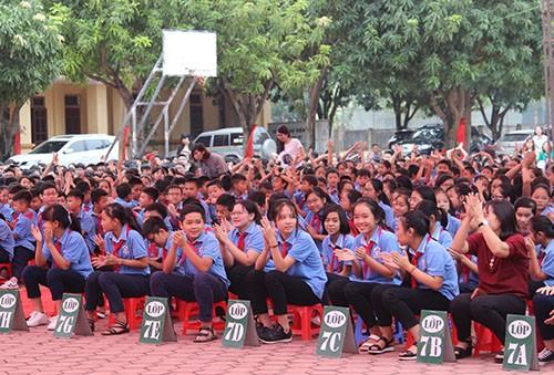 第48届万国邮政联盟国际少年书信写作比赛启动仪式在义安省举行 - ảnh 1