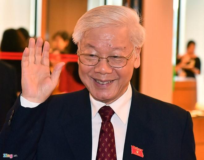 各国领导人纷纷向越共中央总书记、国家主席阮富仲致贺电 - ảnh 1