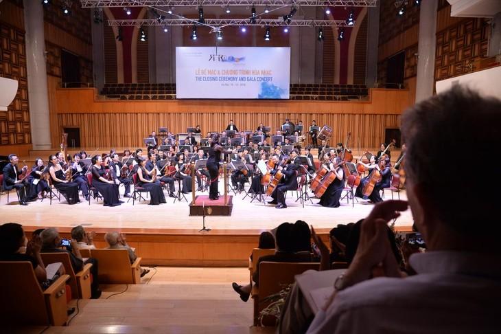 2018年亚欧国际新音乐节即将举行 - ảnh 1