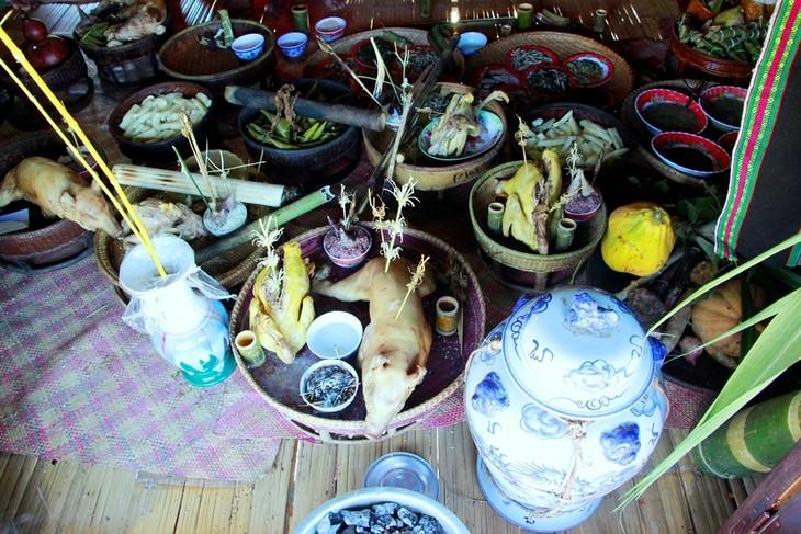巴姑族同胞欢庆米饭节——阿扎节 - ảnh 2
