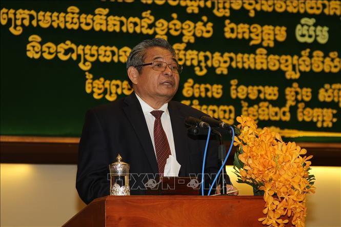 RCEP部长级会议在柬埔寨举行 - ảnh 1