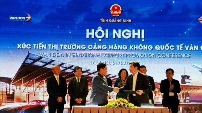 云屯国际航空港促进开通国际航线 - ảnh 1