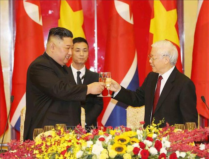 越南和朝鲜:相隔遥远但心相近 - ảnh 1