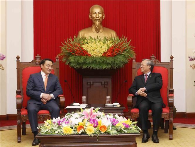 促进越南和蒙古国各领域关系 - ảnh 1