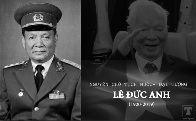 各国领导人就原越南国家主席黎德英大将逝世向越南领导人致唁电 - ảnh 1