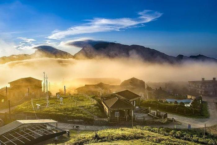 批准母山国家级旅游区总体规划 - ảnh 1