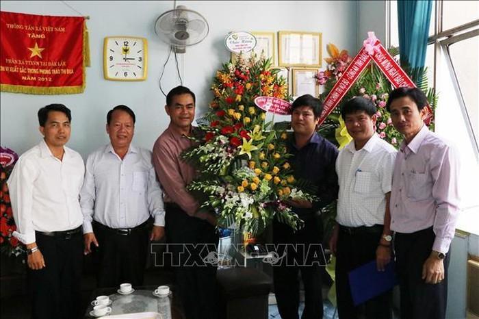 越南革命新闻节94周年纪念活动举行 - ảnh 1