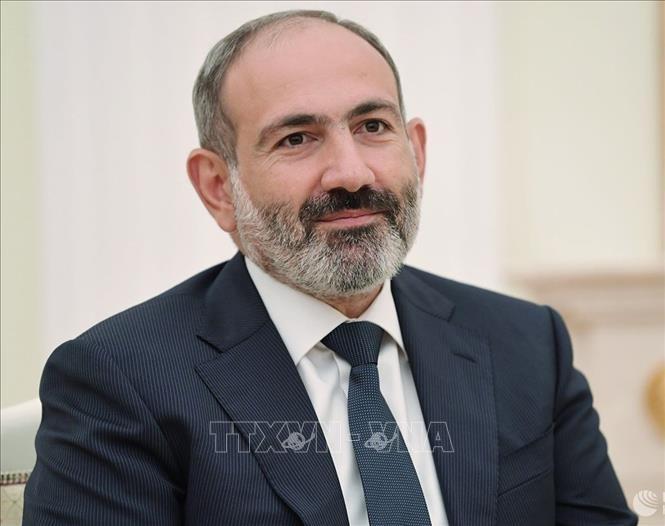 亚美尼亚总理开始对越南进行正式访问 - ảnh 1