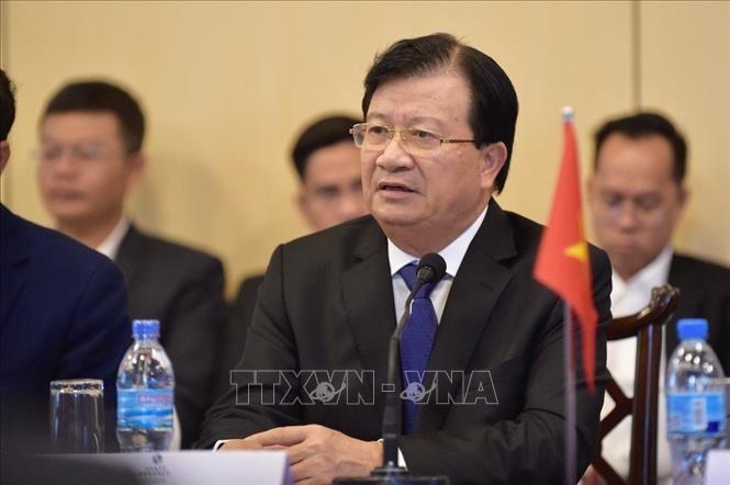 越南政府副总理郑庭勇对坦桑尼亚进行工作访问 - ảnh 1
