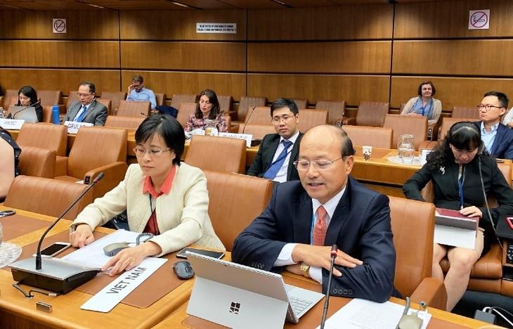 越南积极参与制定调整国际贸易规定进程 - ảnh 1