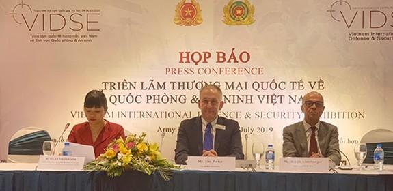 2020年越南国防安全国际贸易博览会将在河内举行 - ảnh 1