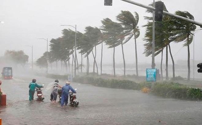 """越南各地克服台风""""韦帕""""影响 - ảnh 1"""